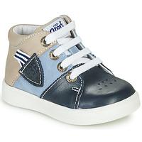Schoenen Jongens Hoge sneakers GBB AMOS Blauw