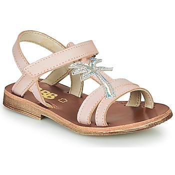 Schoenen Meisjes Sandalen / Open schoenen GBB SAPELA Roze