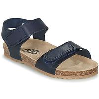 Schoenen Jongens Sandalen / Open schoenen GBB KIPILO Marine