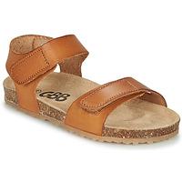 Schoenen Jongens Sandalen / Open schoenen GBB KIPILO Bruin