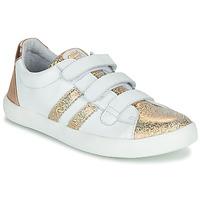 Schoenen Meisjes Lage sneakers GBB MADO Wit