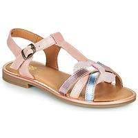 Schoenen Meisjes Sandalen / Open schoenen GBB EGEA Roze