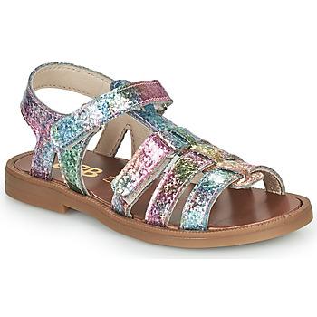 Schoenen Meisjes Sandalen / Open schoenen GBB KATAGAMI Roze