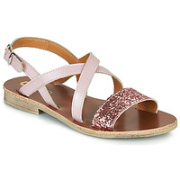 Schoenen Meisjes Sandalen / Open schoenen GBB FAVOLA Roze