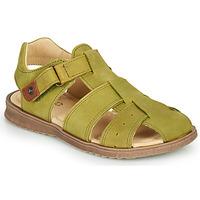 Schoenen Jongens Sandalen / Open schoenen GBB JAMIK Groen