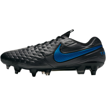Schoenen Heren Voetbal Nike Tiempo Legend 8 Elite SG-PRO Anti-Clog Traction Schwarz