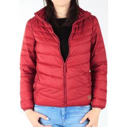 Textiel Dames Dons gevoerde jassen Lee Light Puffer Bright Burgundy L58PSZPR burgundy