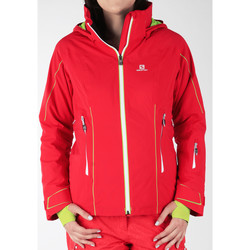 Textiel Dames Windjack Salomon Whitecliff GTX 374720 red
