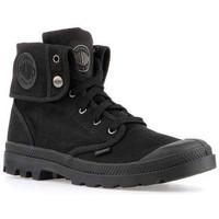 Schoenen Heren Hoge sneakers Palladium Mens  Baggy 02353-060-M black