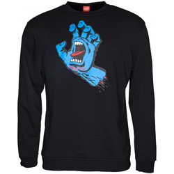 Textiel Heren Sweaters / Sweatshirts Santa Cruz Screaming hand Zwart