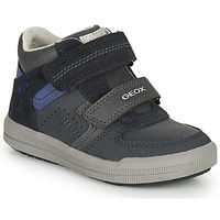 Schoenen Jongens Lage sneakers Geox ARZACH M Marine