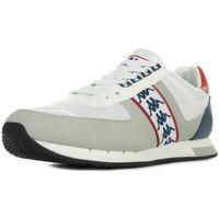 Schoenen Heren Lage sneakers Kappa Curtis White Blue Intense Wit