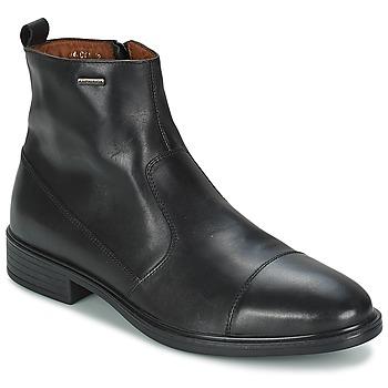 Schoenen Heren Laarzen Geox LORIS D ABX Zwart