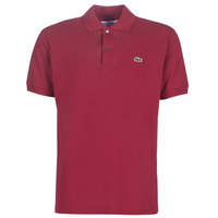 Textiel Heren Polo's korte mouwen Lacoste POLO L12 12 REGULAR Bordeau