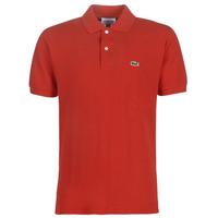 Textiel Heren Polo's korte mouwen Lacoste POLO L12 12 REGULAR Rood