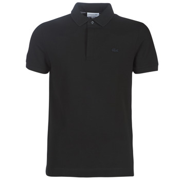 Textiel Heren Polo's korte mouwen Lacoste PARIS POLO REGULAR Zwart