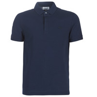 Textiel Heren Polo's korte mouwen Lacoste PARIS POLO REGULAR Marine