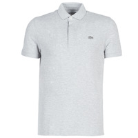 Textiel Heren Polo's korte mouwen Lacoste PARIS POLO REGULAR Grijs