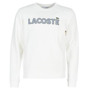Textiel Heren Sweaters / Sweatshirts Lacoste SH8632 Wit