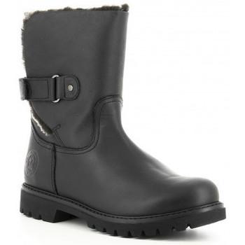 Schoenen Dames Snowboots Panama Jack FELIA B43 negro Noir
