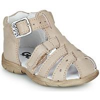 Schoenen Jongens Sandalen / Open schoenen GBB ARIGO Wit