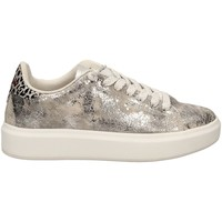 Schoenen Dames Lage sneakers Lotto IMPRESSIONS CRACK W whisi-bianco-argento