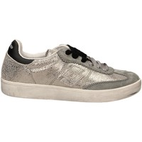 Schoenen Dames Lage sneakers Lotto BRASIL SELECT CRACK silmt-argento