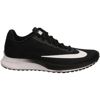 Schoenen Dames Fitness Nike WMNS  AIR ZOOM E anton-nero-bianco