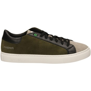 Schoenen Heren Lage sneakers Womsh SNIK milta-verde-marrone