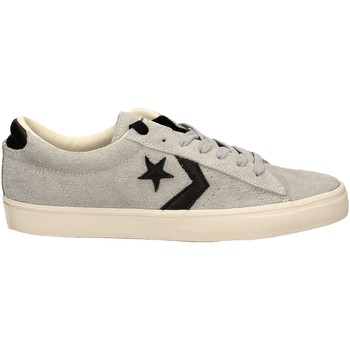 Schoenen Heren Lage sneakers All Star PRO LEATHER VULC OX grabl-grigio-nero
