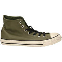 Schoenen Heren Hoge sneakers All Star CTAS DISTRESSED HI fiegr-verde-militare