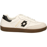 Schoenen Heren Lage sneakers Lotto BRASIL SELECT LTH whibl-bianco-nero