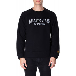 Textiel Heren Sweaters / Sweatshirts Atlantic Star Apparel FELPA col-3-nero