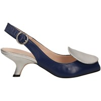 Schoenen Dames Sandalen / Open schoenen Mivida NAPPA argen-argento