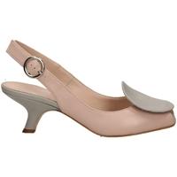 Schoenen Dames Sandalen / Open schoenen Mivida NAPPA light-rosa-grigio