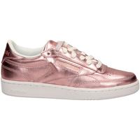 Schoenen Dames Lage sneakers Reebok Sport CLUB C 85 S SHIN coppe-rame