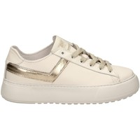 Schoenen Dames Lage sneakers Pony TOP STAR OX LITE c1-bianco-oro