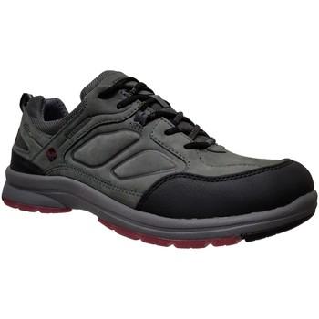 Schoenen Heren Lage sneakers Allrounder by Mephisto CALETTO Nubuck grijs