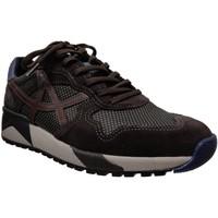 Schoenen Heren Lage sneakers Allrounder by Mephisto Speed Velour Brown