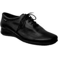 Schoenen Dames Klassiek Mephisto Nency Zwart leer