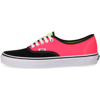 Schoenen Dames Tennis Vans Authentic Multicolor
