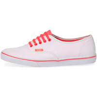 Schoenen Dames Tennis Vans Authentic Lo Pro Wit