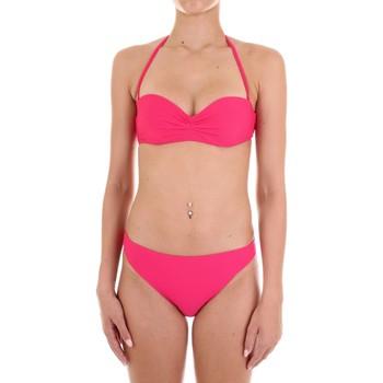 Textiel Dames Bikini Joséphine Martin GINEVRA Fuxia
