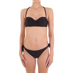 Textiel Dames Bikini Joséphine Martin GINEVRA Nero
