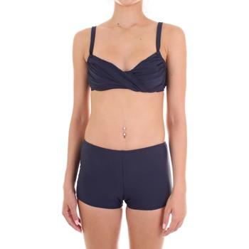 Textiel Dames Bikini Joséphine Martin ASIA Blu