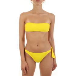Textiel Dames Bikini Joséphine Martin SARA Giallo