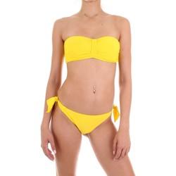 Textiel Dames Bikini Joséphine Martin SYRIA Giallo