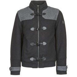 Textiel Heren Wind jackets Teddy Smith BWEAR Zwart
