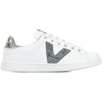 Schoenen Dames Lage sneakers Victoria Tenis PU Wit