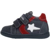 Schoenen Kinderen Hoge sneakers Nero Giardini A919000M Blue